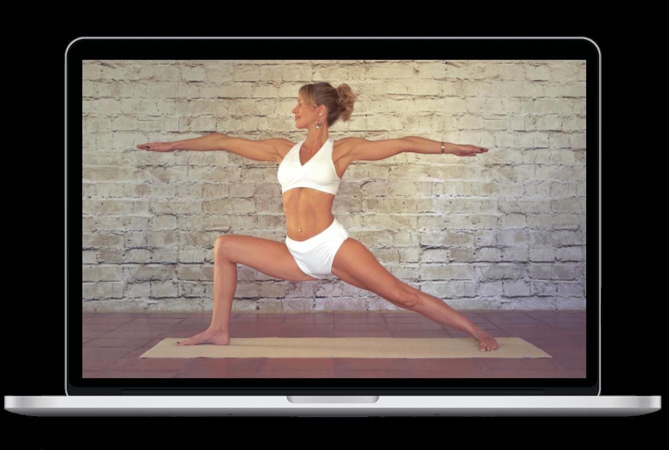 Yoga En Casa con Ordenador
