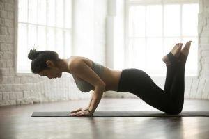 yoga quema calorias