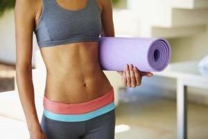 Yoga para bajar de peso 1 min