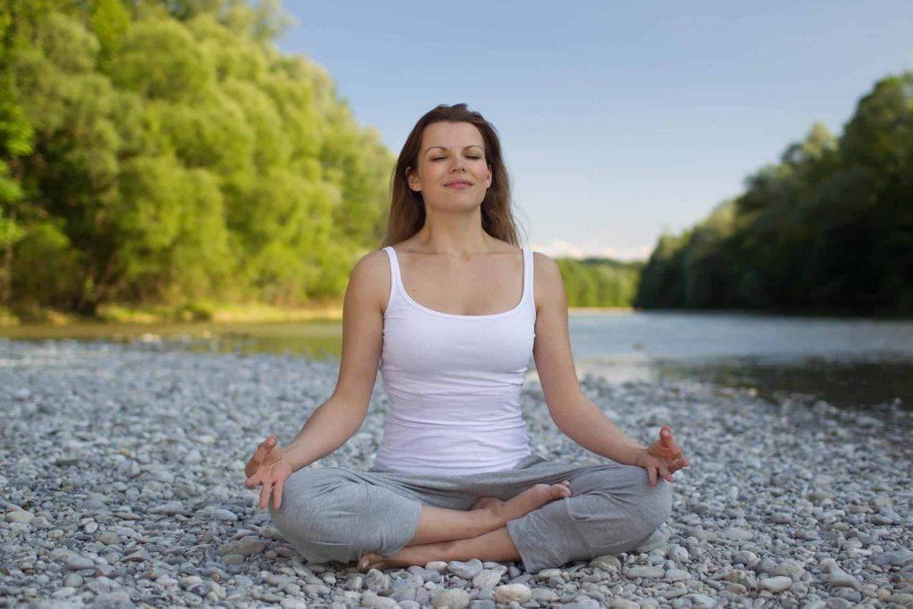 meditación para el estrés