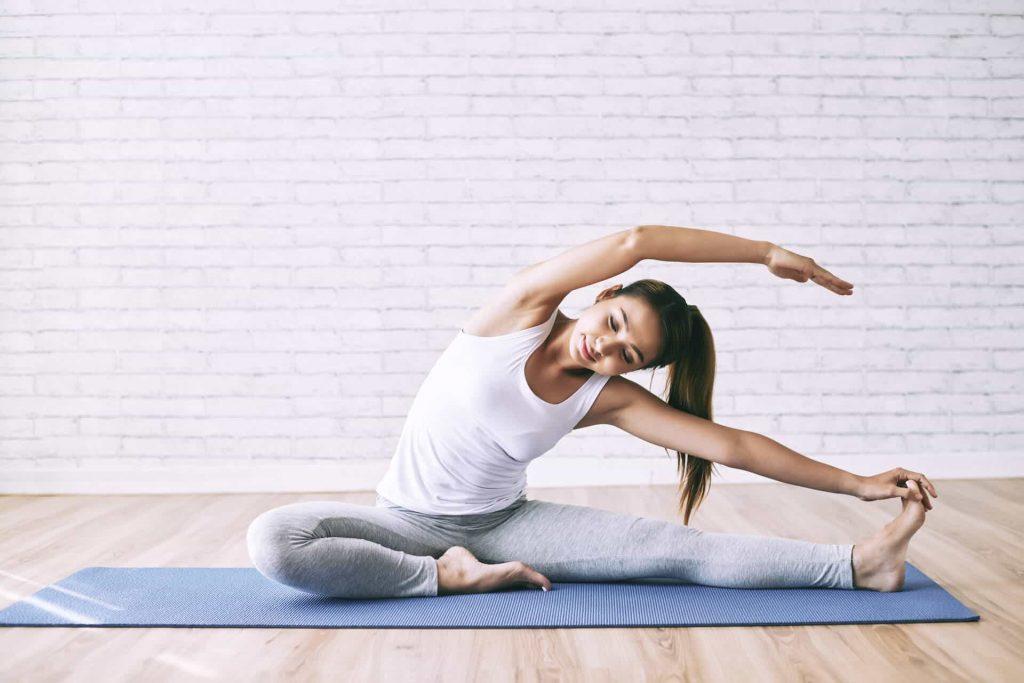 yoga para bajar de peso