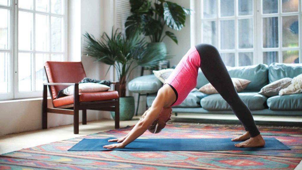 Día Internacional del Yoga en casa