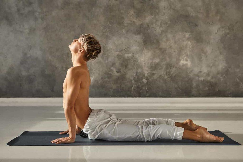 yoga para la espalda 5 min